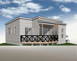 2020年4月25日 衣川モデルハウスオープン